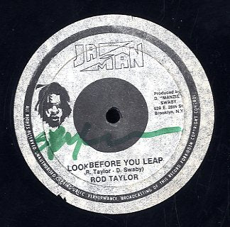 ROD TAYLOR / LEROY SMART [Look Before You Leap / Chocky Nuh Lucky]
