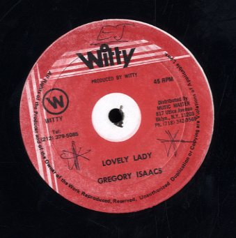 GREGORY ISAACS [Lovely Lady]