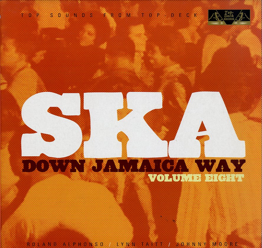 V.A [Ska Down Jamaica Way Vol.8]