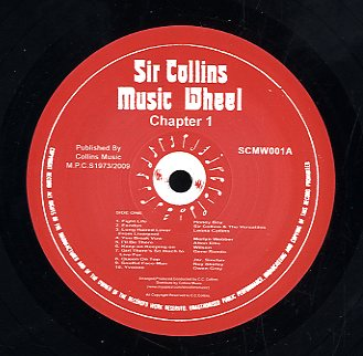 V.A. [Sir Collins Music Wheel Chapter 1]