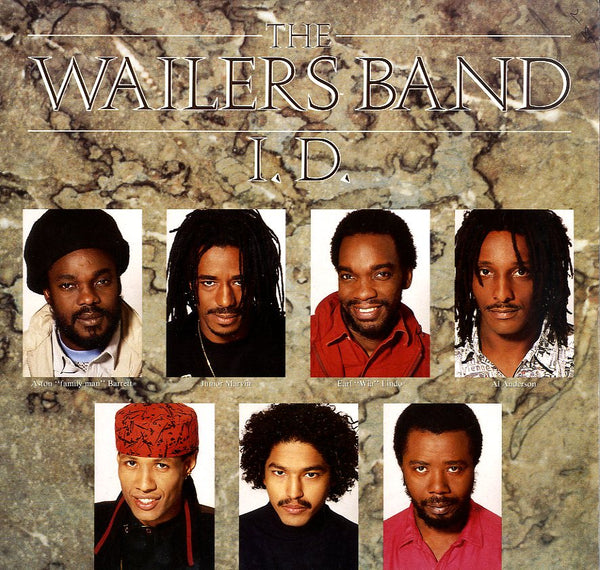 THE WAILERS BAND  [Children Of The Ghetto / Ghetto Dub]