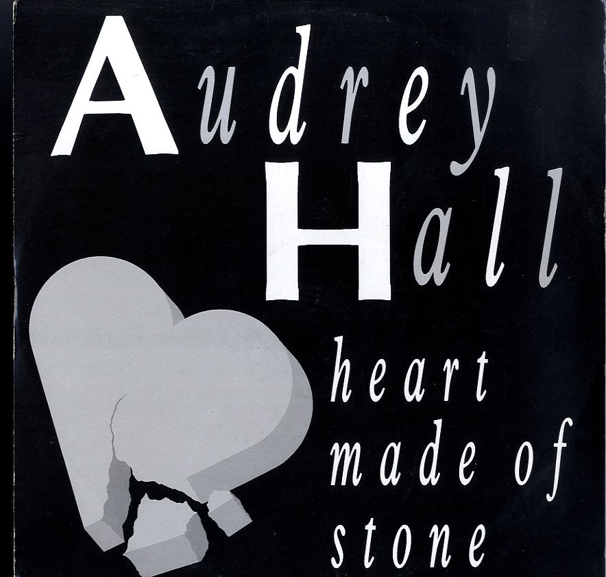 AUDREY HALL / DON EVANS [Heart Made Of Stone / It's Hard To Believe]
