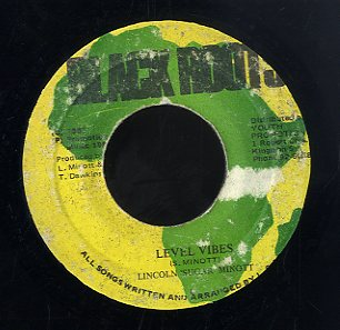LINCOLN SUGAR MINOTT [Level Vibes]
