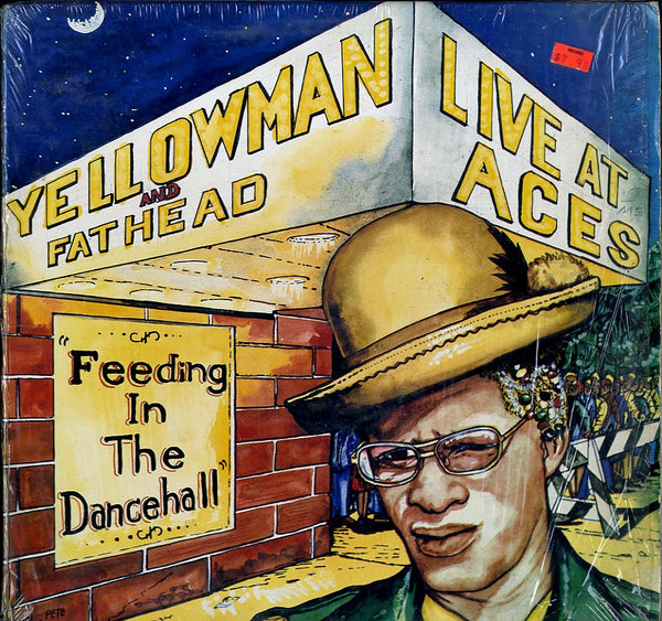 YELLOWMAN & FAT HEAD [Live At Aces]