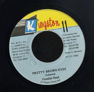 FRANKIE PAUL [Pretty Brown Eyes]