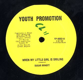 SUGAR MINOTT / CHRIS WAYNE [When My Little Girl Is Smiling / Sweet My Sweet]