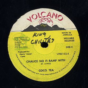 COCO TEA [Chalice No Fi Ramp With / Jah Make Them That Way]