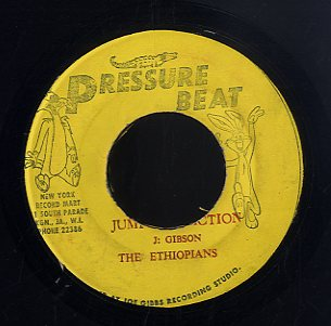 THE ETHIOPIANS / DELROY JONES [Jump Up Action / By 7]