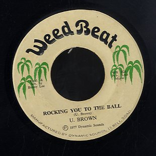 U BROWNX [Rocking You To The Ball]