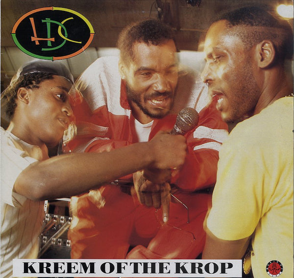THE LONDON DREAD COLLECTIVE [Kreem Of The Krop]