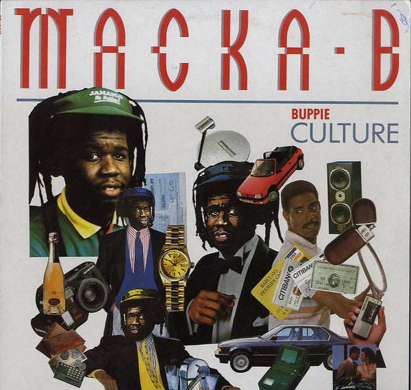 MACKA B [Buppie Culture]