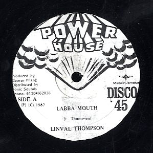 LINVAL THOMPSON [Labba Mouth / Jah Call You]