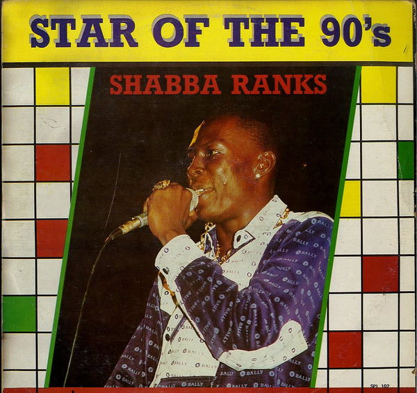 SHABBA RANKS [Star Of The 90'S]