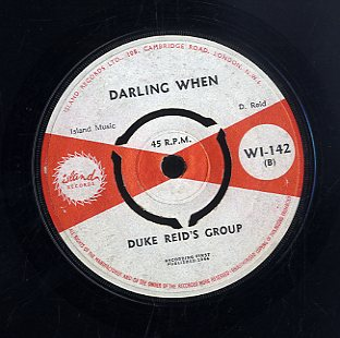 ERIC MORRIS / DUKE REIDS GROUP [Penny Reel / Darling When]