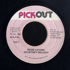 COURTNEY MELODY [Good Loving]