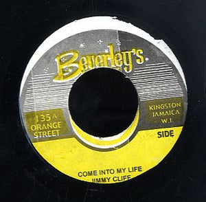 JIMMY CLIFF [Come Into My Life]