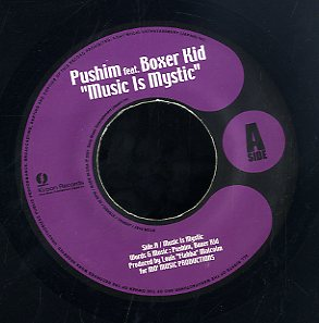 PUSHIM & BOXER KID [Music Is Mystic]