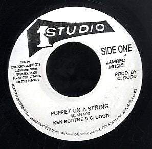 KEN BOOTHE [Puppet On A Strings]