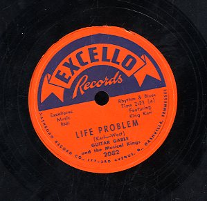 GUITER GABLE [Life Problem / Congo Mambo]