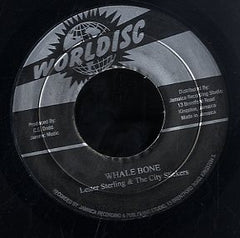 LESTER STERLING & THE CITY SLICKERS / P. GODFREY & THE BAGONAIRES [Whale Bone / Diamond Ring]