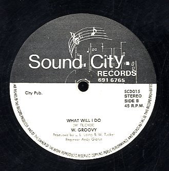 W GROOVY [Night Shift / What Will I Do]