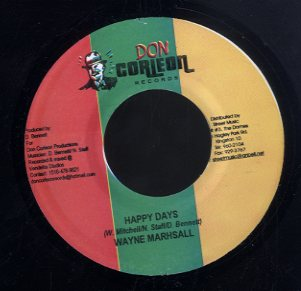 WAYNE MARSHALL [Happy Days]