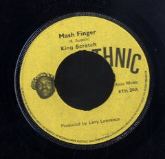 KING SCRATCH ( LEE PERRY) [Finger Mash ]