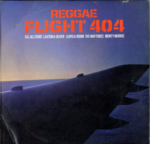 VA. GG ALL STARS. ERIC MONTY  MORRIS. MAYTONES... [Reggae Flight 404 ]
