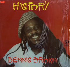 DENNIS BROWN [History]