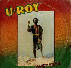 U - ROY [Natty Rebel]