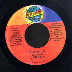 CAPLETON / ZUMJAY [Turn It Up / Sexy Girl]