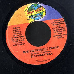 ELEPHANT MAN / GHOST [Mad Instrument Dance / Mama]