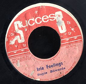 RUPIE EDWARDS [Irie Feelings]