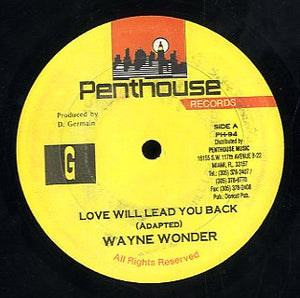 WAYNE WONDER [Love Will Lead You Back]