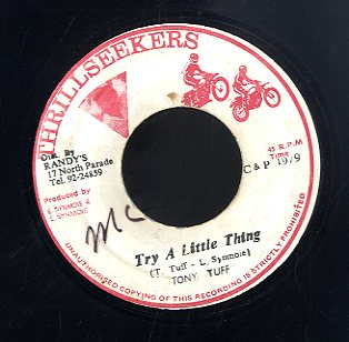 TONY TUFF [Try A Little Thing]