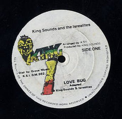 KING SOUNDS & THE ISREALITES [Love Bug]