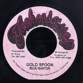 BUJU BANTON [Gold Spoon]