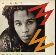 ZIGGY MARLEY AND THE MELODY MAKERS [Tumblin' Down / Have You Ever Been To Hell]