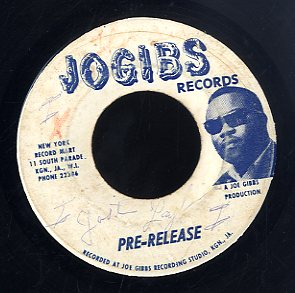 NICKY THOMAS / JOE GIBBS ALL STARS [Don't Touch Me / Common People Reggae]