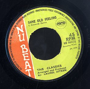 THE CLASSICS [So Much Love / Same Old Feeling]