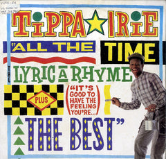 TIPPA IRIE [It's Good To Have The Feeling You're The Best / All The Time Lyric A Rhyme]