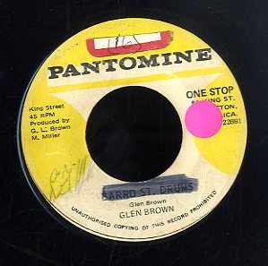 GLEN BROWN & GOD SONS [Dirty Harry / God Step]