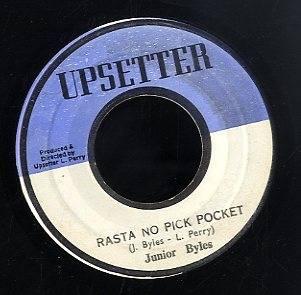 JUNIOR BYLES [Rasta No Pick Pocket]