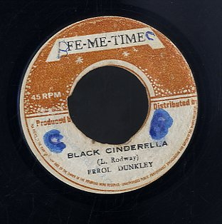 ERROL DUNKLEY  [Black Cinderella ]