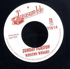 ALTON ELLIS & PHYLLIS DILLON  / WINSTON WRIGHT [Remenber That Sunday / Sunday Version]