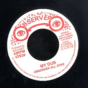 DENNIS BROWN [My Time ]