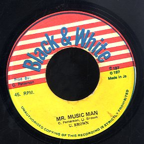 U BROWN [Mr. Music Man]