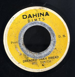 BIG YOUTH [I Pray Thee / Dreader Than Dread]