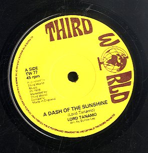 LORD TANAMO [A Dash Of The Sunshine / China Man From Montego Bay]