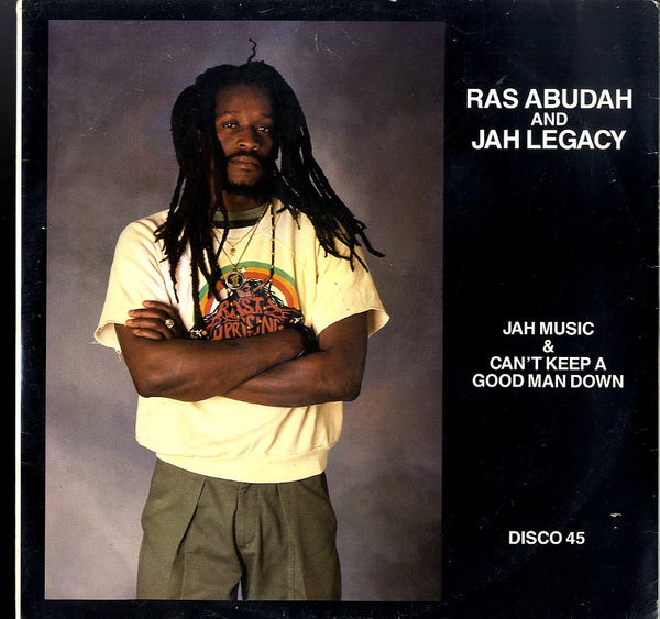 RAS ABUDAH [Jah Music / Can't Keep A Good Man Dwn]